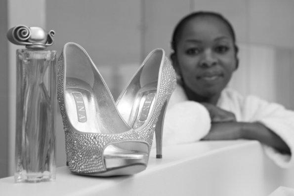 SDR Photo ® | Portia Dressing | Robert and Portia Gumede ...